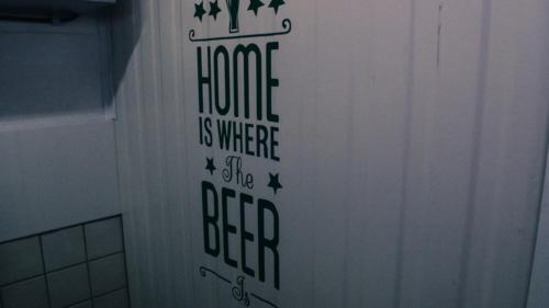 Herder Bier Sfeerimpressie Home is Where the Beer is